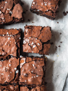 The Ultimate Fudgy Brownie